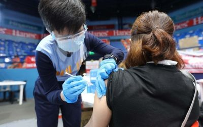 Philippines reaches 5 million COVID-19 vaccine doses administered — official